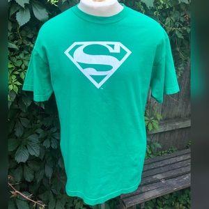 Vintage Superman T-Shirt - Men's Large 42/44